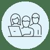 icons-blue_Teamwork laptop