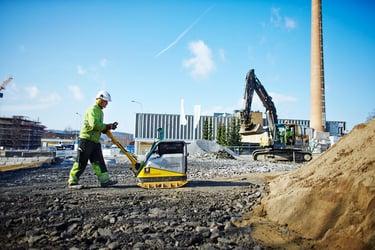 Store fordeler for byggebransjens aktører som satser på digitalisering - funn i ny undersøkelse understreker omfanget.