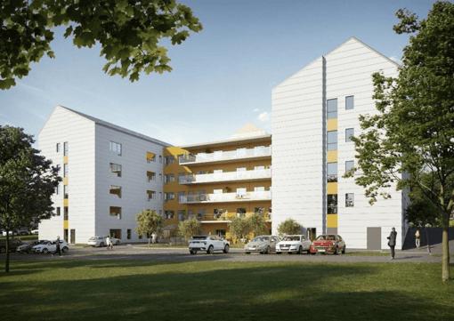 Skanska's experiences of Bimeye in project Villa Brogården
