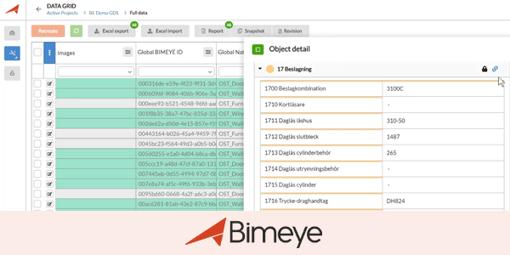 Forbedringer i Bimeye - Release 3.10