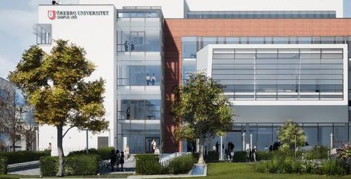 Serneke effektiviserar sitt byggprojekt med hjälp av Interaxo och Unizite