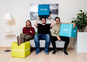 Support trio 6 - (F)