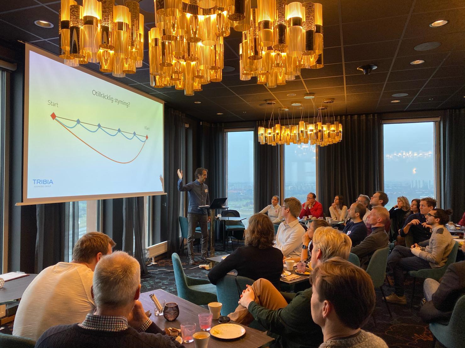 4/2 - Frukostseminarium Göteborg - Effektivisera möten i byggprojekt!