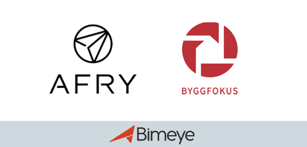 AFRY og Byggfokus | Bimeye