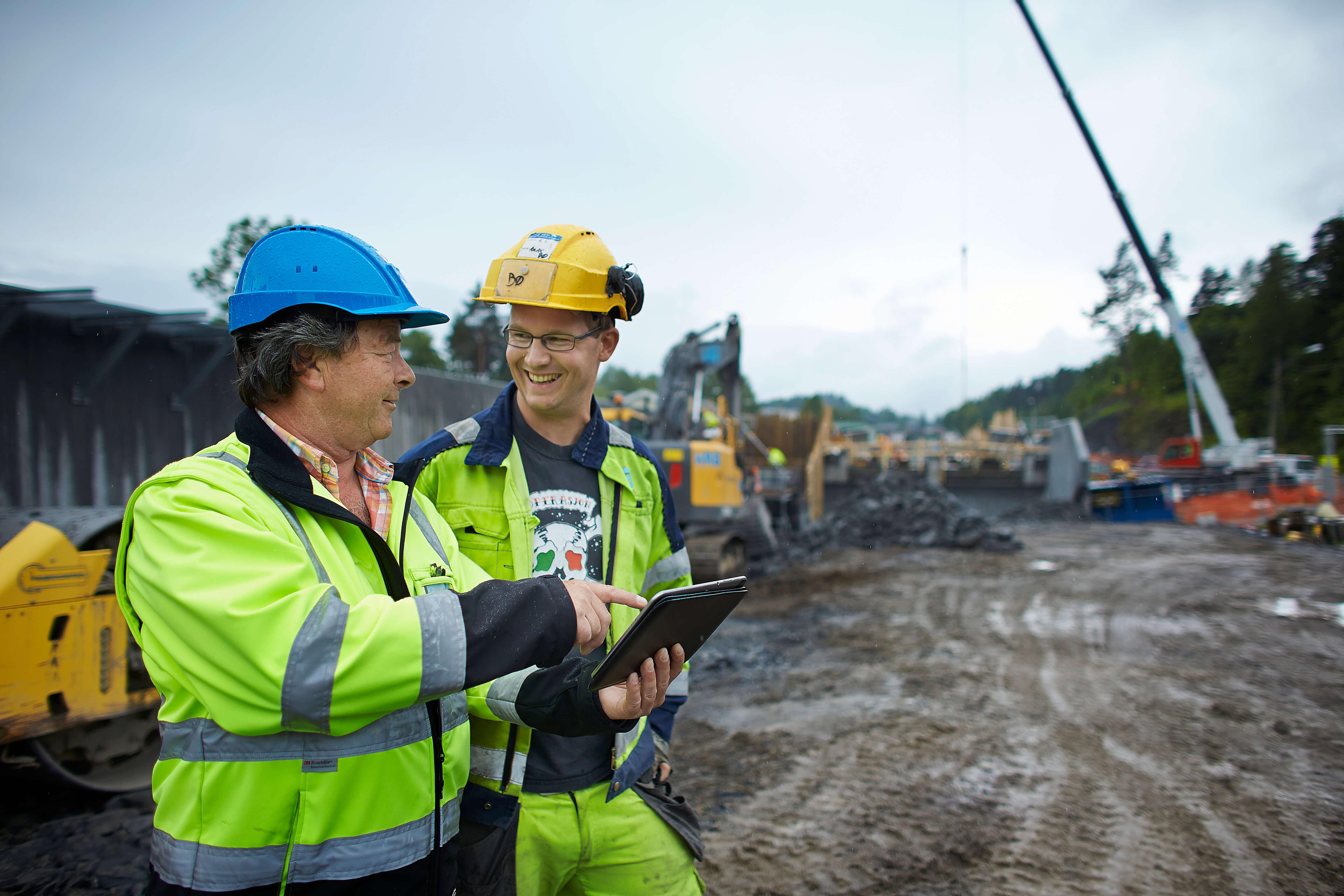 Tribia hjälper byggbranschen att spara med smart lösning