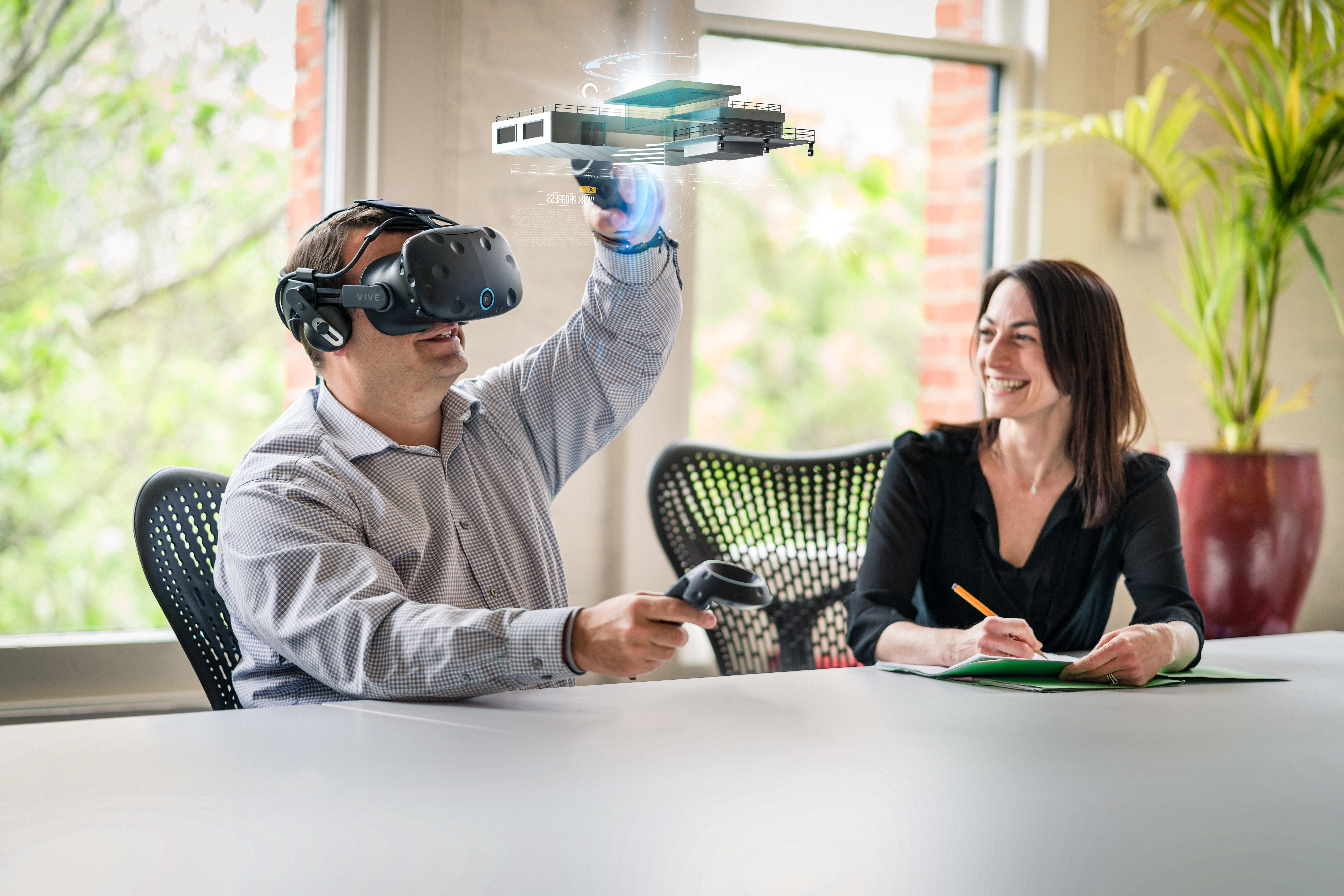 Webinar: Slik øker du samhandlingen i ditt byggeprosjekt med VR-teknologi