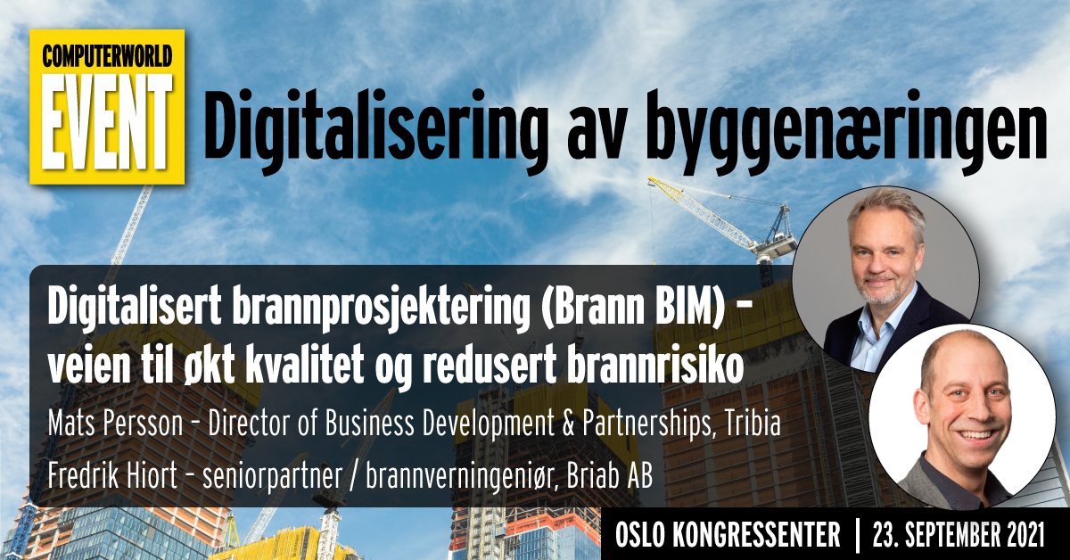 Digitaliseringskonferansen for byggenæringen