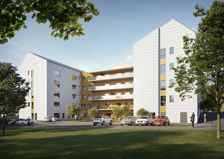 Skanskas erfarenheter av Bimeye i projekt Villa Brogården