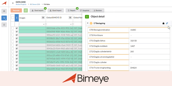 Improvements in Bimeye - Release 3.10