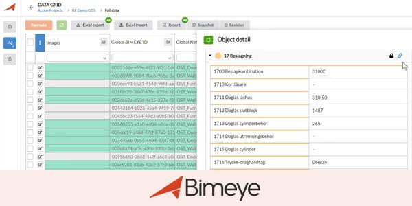 Förbättringar i Bimeye - Release 3.10