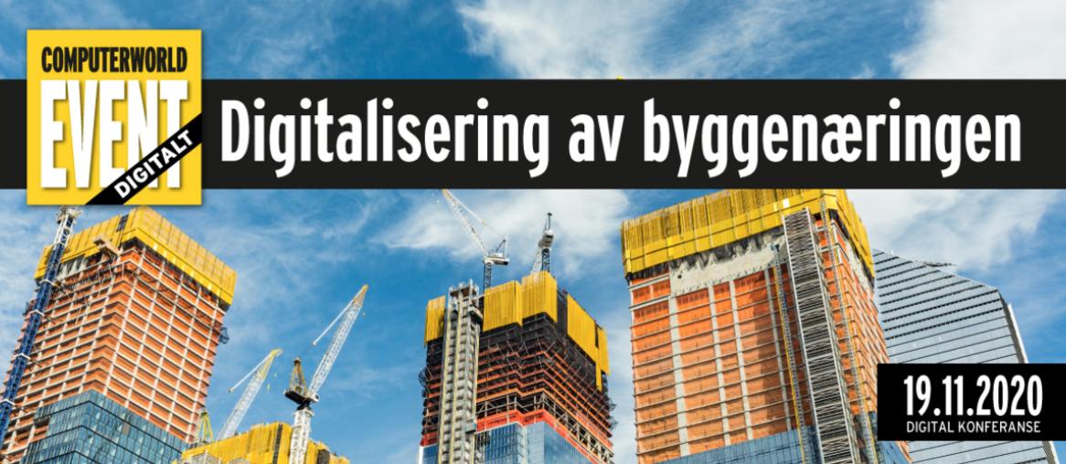 digitalisering av byggenäringen
