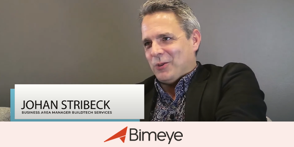 Tikab shares their experience working with Bimeye | Johan Stribeck, Tikab