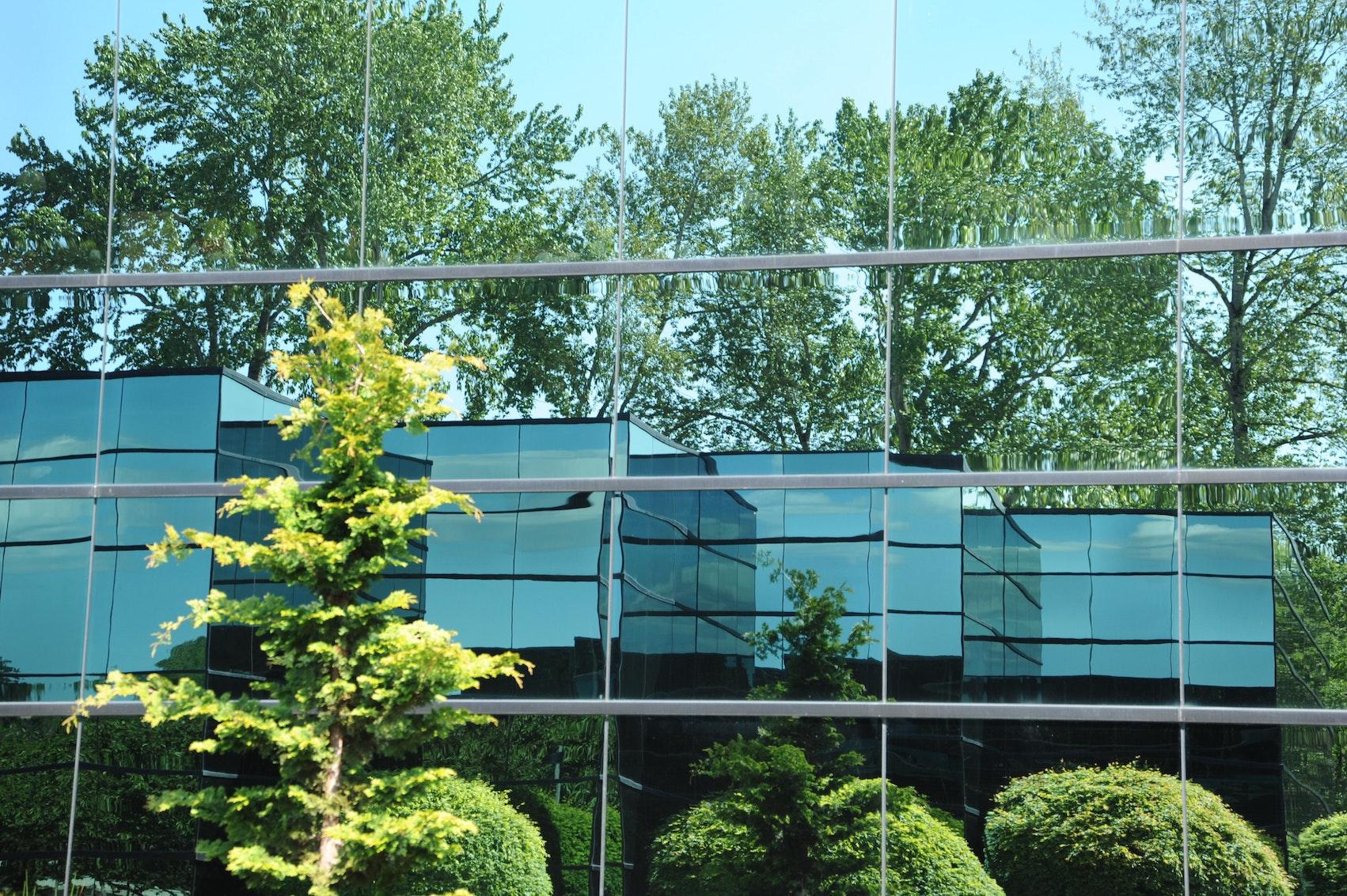 Gröna kontor betingar 5 procent högre hyra